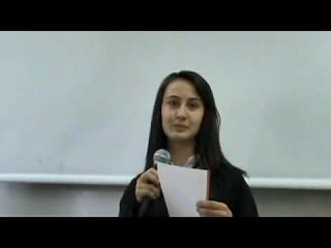 EFT UYGULAMALARI Topluluk Önünde Konuşma Fobisi ARALIK 2010.BİGA