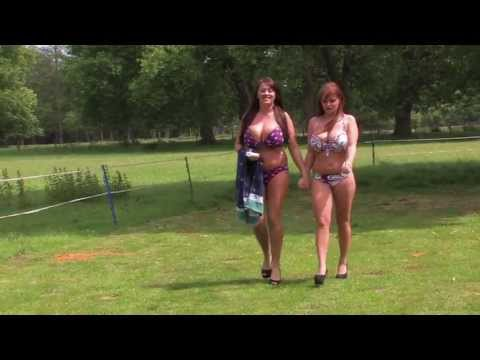 Buxotic Babes: Leanne Crow, Charley Green and Kerry Marie