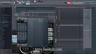 How To: Make A Rap Beat For Beginners (Trap Style) - FL Studio 12