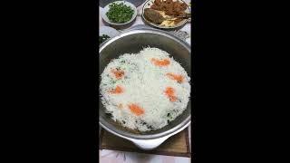 دجاج تكه تندوري برياني ( Tandoori Chicken Biryani) خطيير😋😋