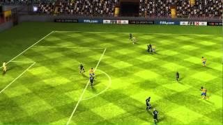 FIFA 14 iPhone/iPad - Inter vs. Juventus