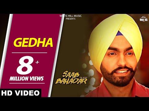 Xxx Mp4 New Punjabi Songs 2017 Gedha Saab Bahadar Ammy Virk Sunidhi Chauhan Latest Punjabi Song 2017 3gp Sex