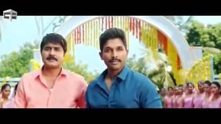 Sarinodu movie video song