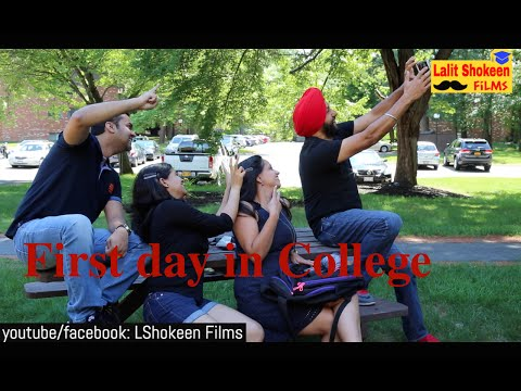 First day in College - Ragging Scene | Lalit Shokeen Comedy |