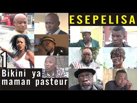 Bikini ya maman pasteur VOL 1 Nouveau Theatre Congolais 2016 Montana Universel Esepelisa