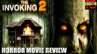 THE INVOKING 2 ( 2015 Becka Adams )  Horror Anthology Movie Review