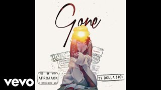 Afrojack - Gone (Audio) ft. Ty Dolla $ign