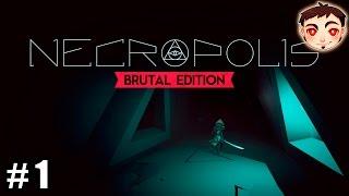 Necropolis: Brutal Edition - ¡COMBATE ESTILO SOULS Y ROGUELIKE!