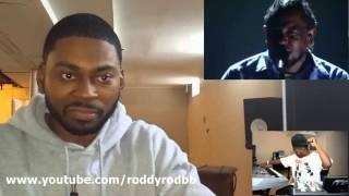 Kendrick Lamar's Grammy Awards 2016 Performance REACTION