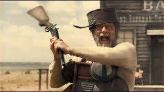 "Buster Scruggs - ""Pan-Shot!!"" Scene"