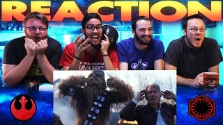 Star Wars: The Force Awakens Trailer #3 REACTION!!