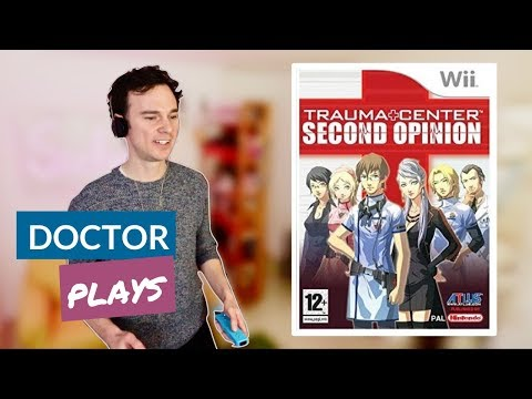 Xxx Mp4 Real Doctor Plays TRAUMA CENTER Second Opinion Let S Play 3gp Sex
