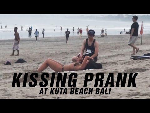 Xxx Mp4 Kissing Prank At Kuta Beach Bali 3gp Sex