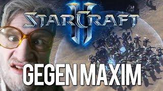 Komplette Panik!   Starcraft 2 gegen Maxim   RTS Olympiade