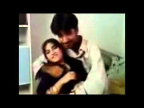 hot kissing wife and husband with other girl
