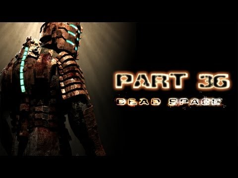 Dead Space Playthrough Part 36 Ch 8 Search and Rescue Fix the Array Objective