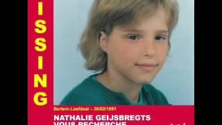 Les avis de disparition « animés » déroutants de Child Focus Nathalie Geijsbregts