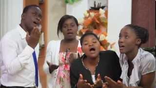 Shusha Bwana Roho Wako - Ushindi SDA Youth Choir