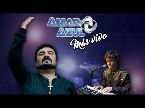 Amar Azul│DVD Mas Vivo│En Concierto│🎶💖