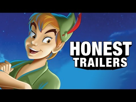 Honest Trailers Peter Pan 1953