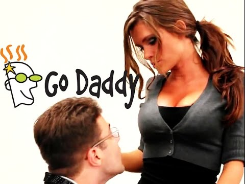 Teacher TOO Sexy For GoDaddy Rejected Web Only Commercial