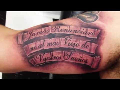 3D Lettering Tattoos Amazing 3D Tattoo Design Ideas