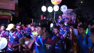 Lalbaug Beats on Koli Geet at Dombivli - Banjo