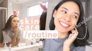 My Current Skin Care Routine | Oily + Acne Prone