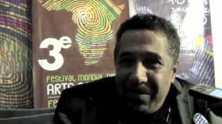 khaled Les coulisses du FESMAN - .flv