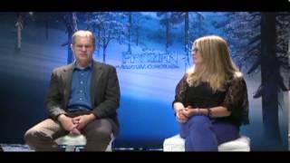 Frozen, entrevista / Función con Adrián Ruiz