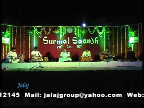 Jalaj - Live Ghazal by Shubdha M..Tabla- Shacheendra A.