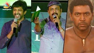 Thambi Ramaiah explains why he cried in Vanamagan Shooting Spot | Mohan Raja Speech