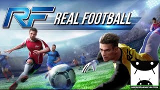 Real Football Android GamePlay Trailer [1080p/60FPS] (By Gameloft)