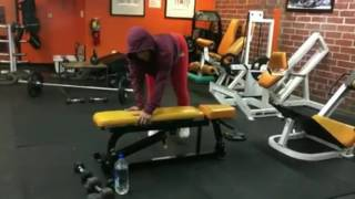 #Joseline Hernandez butt workout secrets! #LHHATL Season 6 star glutes moves gave her the best body!