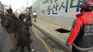 Natural disaster Caught on Camera - Top 10 Deadliest Sinkholes