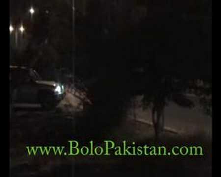 Hijra Prostitute & Police