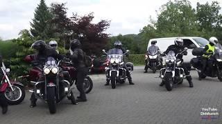 Nordlichter Treffen 2017 am Sorpesee Motorradtreffen in Sundern 2017 Touring Motorcycle