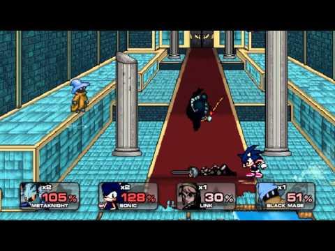 Super Smash Flash 2 Dark Battle