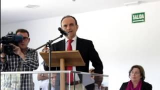 Inauguración Centro de la Naturaleza Hornachuelos Guadalquivir Televisión