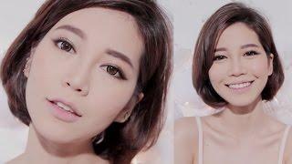 Easy Everyday korean Style makeup