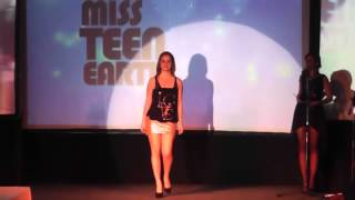 Desfile Inmaculada  - Miss Teen Earth Argentina 2013 - Pro-Model Agency