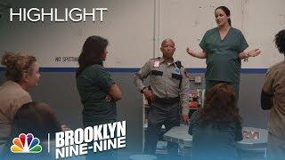Amy Says Goodbye | Season 3 Ep. 23 | BROOKLYN NINE-NINE