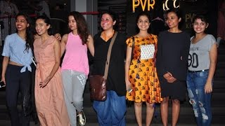 UNCUT: Radhika Apte, Surveen Chawla At Special Screening Film Parched