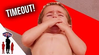 How NOT to Use the Naughty Room | Supernanny