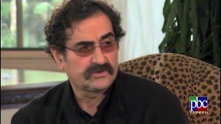 Interview with Shahram Nazeri - گفتگو با شهرام ناظری