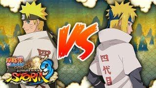 NARUTO SHIPPUDEN: Ultimate Ninja STORM 3 | Hokage Naruto VS Minato