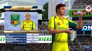 My Real Cricket™ 18 Stream India VS Australia 1st t20 Livestreaming   Aus vs Indi Brisbane