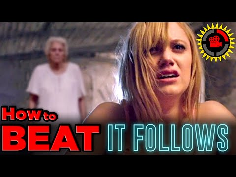 Film Theory The ONLY Way To Beat The Monster From It Follows Scary Movie