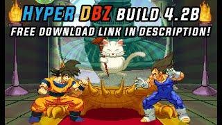 Hyper DBZ 4.2B Released + Free Download