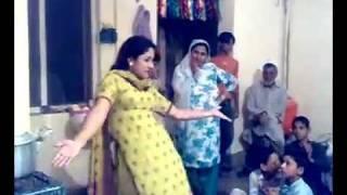 Peshawar City Girl dance For Home 2012.FLV